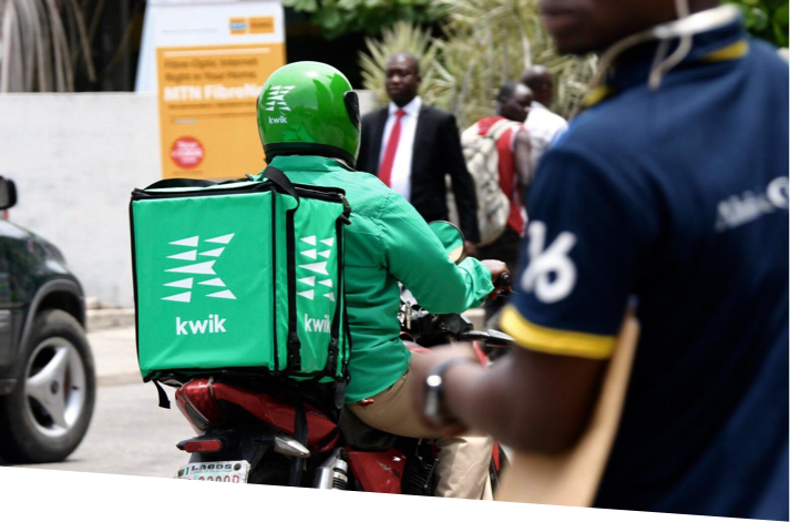 kwikster delivery service nigeria