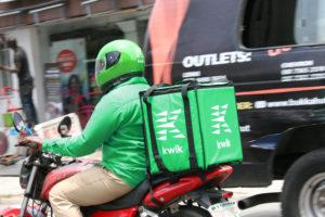 kwik: best last-mile delivery service