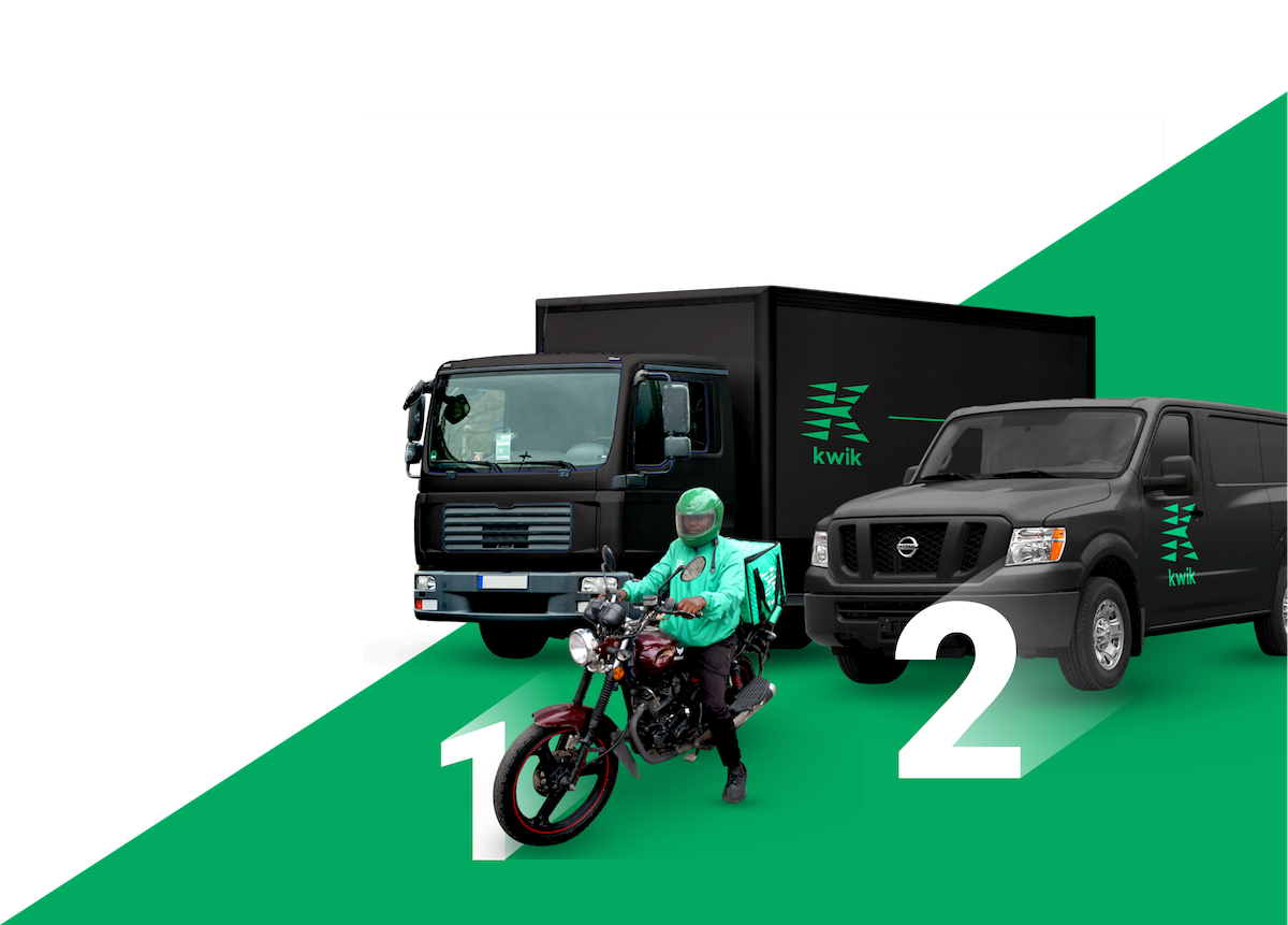 delivery service app mobile desktop nigeria lagos